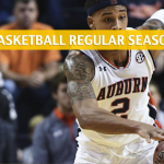 Georgia Bulldogs vs Auburn Tigers Predictions, Picks, Odds, and NCAA Basketball Betting Preview – January 12 2019