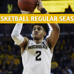 Indiana Hoosiers vs Michigan Wolverines Predictions, Picks, Odds, and NCAA Basketball Betting Preview - January 6 2019