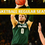 Indiana Hoosiers vs Michigan State Spartans Predictions, Picks, Odds, and NCAA Basketball Betting Preview – February 2 2019