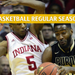 Indiana Hoosiers vs Purdue Boilermakers Predictions, Picks, Odds, and NCAA Basketball Betting Preview - January 19 2019