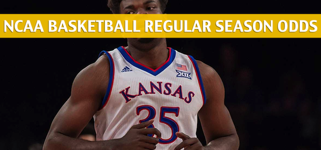 Kansas Jayhawks vs West Virginia Mountaineers Predictions, Picks, Odds, and NCAA Basketball Betting Preview – January 19 2019