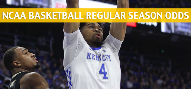 Kentucky Wildcats vs Auburn Tigers Predictions, Picks, Odds, and NCAA Basketball Betting Preview – January 19 2019