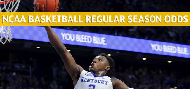 Kentucky Wildcats vs Florida Gators Predictions, Picks, Odds, and NCAA Basketball Betting Preview – February 2 2019