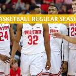 Maryland Terrapins vs Ohio State Buckeyes Predictions, Picks, Odds, and NCAA Basketball Betting Preview - January 18 2019