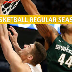 Michigan State Spartans vs Iowa Hawkeyes Predictions, Picks, Odds, and NCAA Basketball Betting Preview - January 24 2019