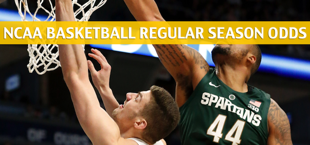 Michigan State Spartans vs Iowa Hawkeyes Predictions, Picks, Odds, and NCAA Basketball Betting Preview – January 24 2019
