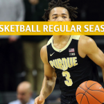 Michigan State Spartans vs Purdue Boilermakers Predictions, Picks, Odds, and NCAA Basketball Betting Preview - January 27 2019