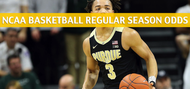 Michigan State Spartans vs Purdue Boilermakers Predictions, Picks, Odds, and NCAA Basketball Betting Preview – January 27 2019