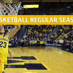 Michigan Wolverines vs Indiana Hoosiers Predictions, Picks, Odds, and NCAA Basketball Betting Preview - January 25 2019