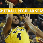 Michigan Wolverines vs Iowa Hawkeyes Predictions, Picks, Odds, and NCAA Basketball Betting Preview - February 1 2019