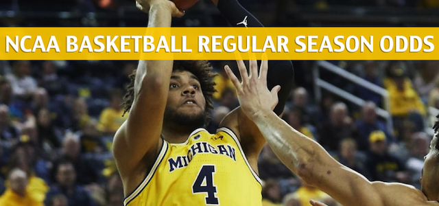 Michigan Wolverines vs Iowa Hawkeyes Predictions, Picks, Odds, and NCAA Basketball Betting Preview – February 1 2019