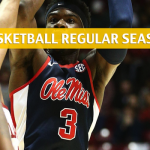 Mississippi State Bulldogs vs Ole Miss Rebels Predictions, Picks, Odds, and NCAA Basketball Betting Preview - February 2 2019