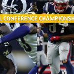 NFL Conference Championships Picks and Predictions - January 20 2019