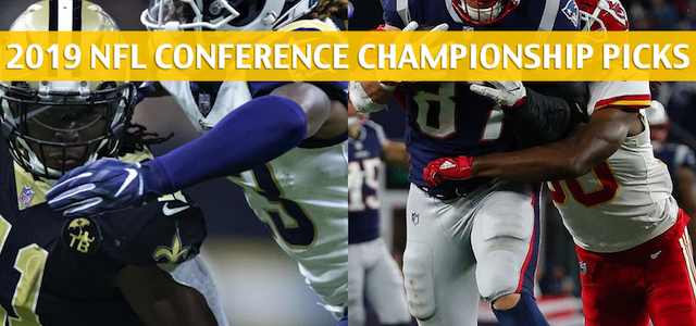 NFL Conference Championships Picks and Predictions – January 20 2019