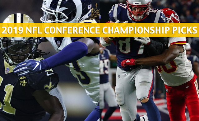 NFL Conference Championships Picks and Predictions 2019