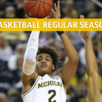 Northwestern Wildcats vs Michigan Wolverines Predictions, Picks, Odds, and NCAA Basketball Betting Preview - January 13 2019
