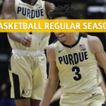 Purdue Boilermakers vs Wisconsin Badgers Predictions, Picks, Odds, and NCAA Basketball Betting Preview – January 11 2019