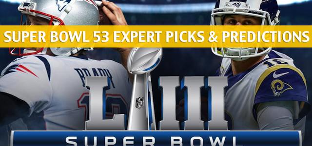 Super Bowl Expert Picks and Predictions 2019