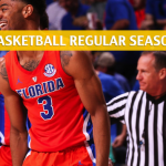 Tennessee Volunteers vs Florida Gators Predictions, Picks, Odds, and NCAA Basketball Betting Preview - January 12 2019