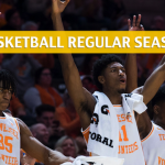 Tennessee Volunteers vs South Carolina Gamecocks Predictions, Picks, Odds, and NCAA Basketball Betting Preview - January 29 2019