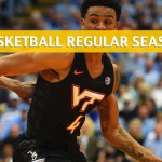 Virginia Tech Hokies vs NC State Wolfpack Predictions, Picks, Odds, and NCAA Basketball Betting Preview - February 2 2019