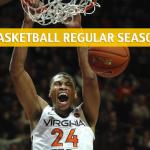 Virginia Tech Hokies vs Virginia Cavaliers Predictions, Picks, Odds, and NCAA Basketball Betting Preview – January 15 2019