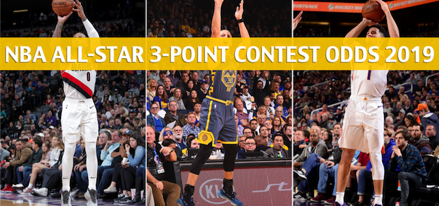 2019 NBA 3-Point Contest Predictions, Odds, and Picks – All-Star Weekend Preview