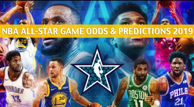 2019 NBA All-Star Game: Predictions, Odds & MVP Picks