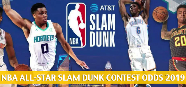 2019 NBA Slam Dunk Contest Predictions, Odds and Picks – All-Star Weekend Preview