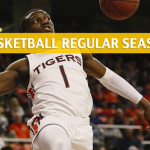 Auburn Tigers vs LSU Tigers Predictions, Picks, Odds, and NCAA Basketball Betting Preview - February 9 2019