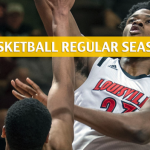 Clemson Tigers vs Louisville Cardinals Predictions, Picks, Odds, and NCAA Basketball Betting Preview - February 16 2019