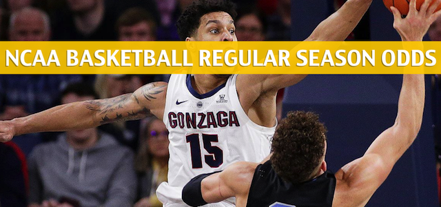 Gonzaga Bulldogs vs Loyola Marymount Lions Predictions, Picks, Odds, and NCAA Basketball Betting Preview – February 14 2019