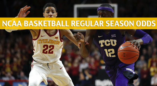 Iowa State Cyclones vs TCU Horned Frogs Predictions, Picks, Odds, and NCAA Basketball Betting Preview – February 23 2019