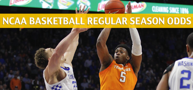 Kentucky Wildcats vs Tennessee Volunteers Predictions, Picks, Odds, and NCAA Basketball Betting Preview – March 2 2019