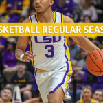 LSU Tigers vs Mississippi State Bulldogs Predictions, Picks, Odds, and NCAA Basketball Betting Preview - February 6 2019