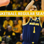 Maryland Terrapins vs Michigan Wolverines Predictions, Picks, Odds, and NCAA Basketball Betting Preview - February 16 2019