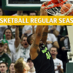 Michigan State Spartans vs Indiana Hoosiers Predictions, Picks, Odds, and NCAA Basketball Betting Preview – March 2 2019