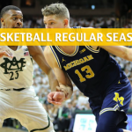 Michigan State Spartans vs Michigan Wolverines Predictions, Picks, Odds, and NCAA Basketball Betting Preview – February 24 2019