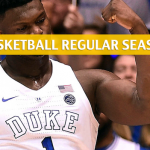 NC State Wolfpack vs Duke Blue Devils Predictions, Picks, Odds, and NCAA Basketball Betting Preview – February 16 2019