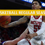 NC State Wolfpack vs Florida State Seminoles Predictions, Picks, Odds, and NCAA Basketball Betting Preview - March 2 2019