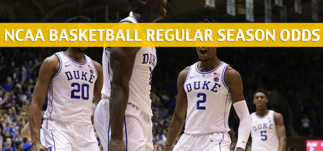 North Carolina Tar Heels vs Duke Blue Devils Predictions, Picks, Odds, and NCAA Basketball Betting Preview – February 20 2019