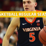 Notre Dame Fighting Irish vs Virginia Cavaliers Predictions, Picks, Odds, and NCAA Basketball Betting Preview - February 16 2019