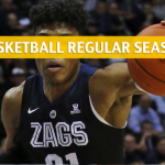 San Francisco Dons vs Gonzaga Bulldogs Predictions, Picks, Odds, and NCAA Basketball Betting Preview – February 7 2019