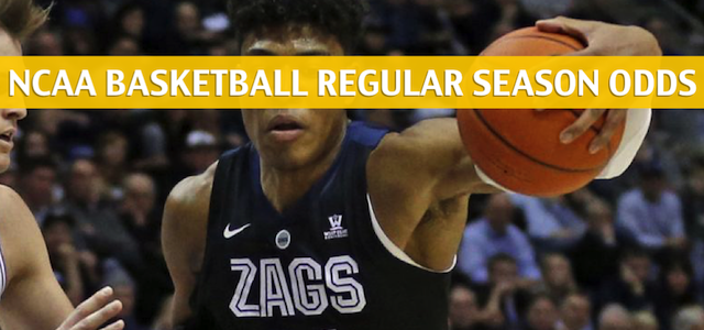 low cost c6160 36b94 San Francisco vs Gonzaga Predictions, Picks, Odds, Preview ...