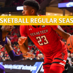 Texas Tech Red Raiders vs TCU Horned Frogs Predictions, Picks, Odds, and NCAA Basketball Betting Preview - March 2 2019