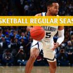 Villanova Wildcats vs Marquette Golden Eagles Predictions, Picks, Odds, and NCAA Basketball Betting Preview - February 9 2019