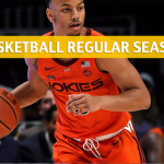 Virginia Tech Hokies vs Clemson Tigers Predictions, Picks, Odds, and NCAA Basketball Betting Preview - February 9 2019