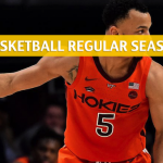 Virginia Tech Hokies vs Notre Dame Fighting Irish Predictions, Picks, Odds, and NCAA Basketball Betting Preview - February 23 2019