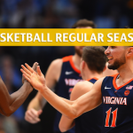 Virginia Cavaliers vs Louisville Cardinals Predictions, Picks, Odds, and NCAA Basketball Betting Preview - February 23 2019