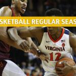 Virginia Cavaliers vs Virginia Tech Hokies Predictions, Picks, Odds, and NCAA Basketball Betting Preview - February 18 2019